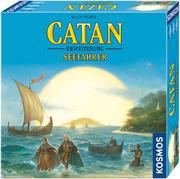 Die Siedler von Catan - Erweiterung: Seefahrer (Neue Edition)