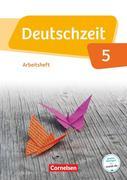 Deutschzeit 5. Schuljahr. Arbeitsheft