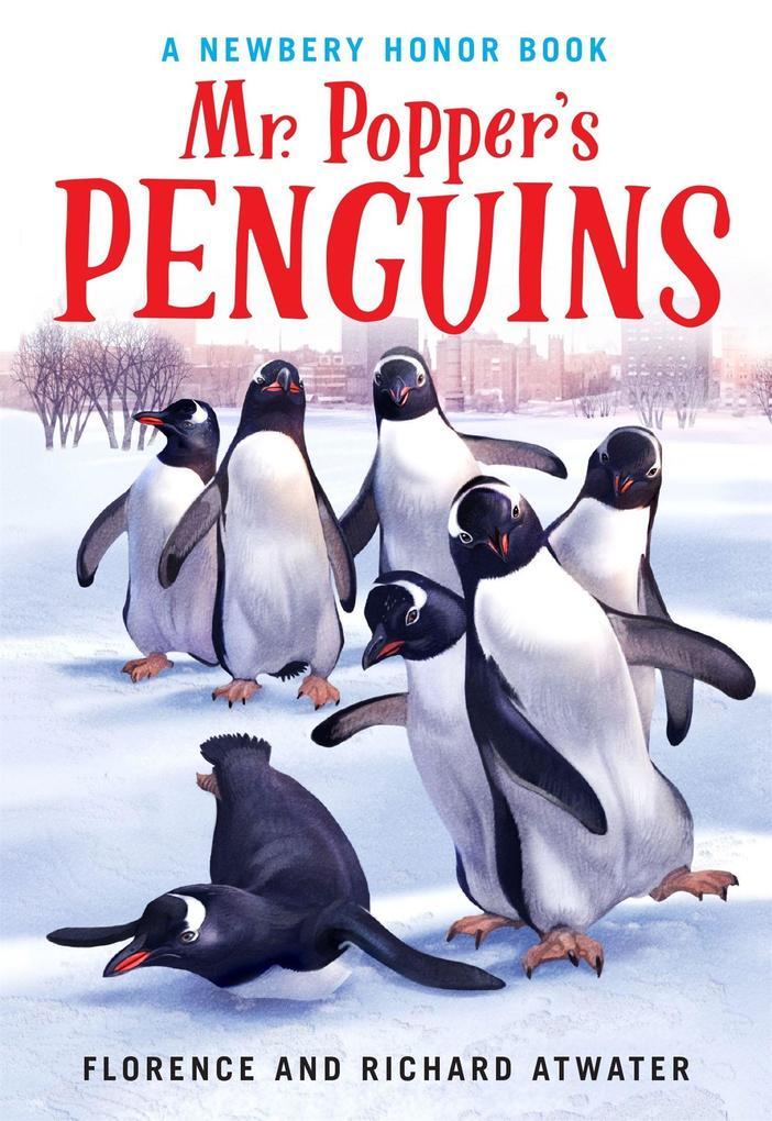 Mr Popper's Penguins als Taschenbuch