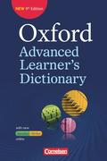 Oxford Advanced Learner's Dictionary B2-C2. Wörterbuch (Festeinband) mit Online-Zugangscode