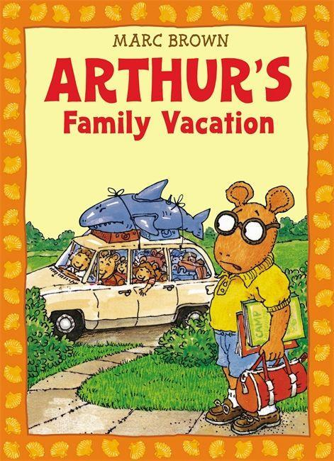 Arthur's Family Vacation [With *] als Taschenbuch