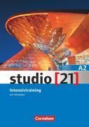 studio [21] Grundstufe A2: Gesamtband. Intensivtraining mit Hörtexten