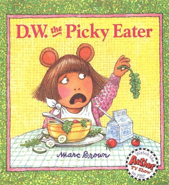D. W. the Picky Eater als Taschenbuch