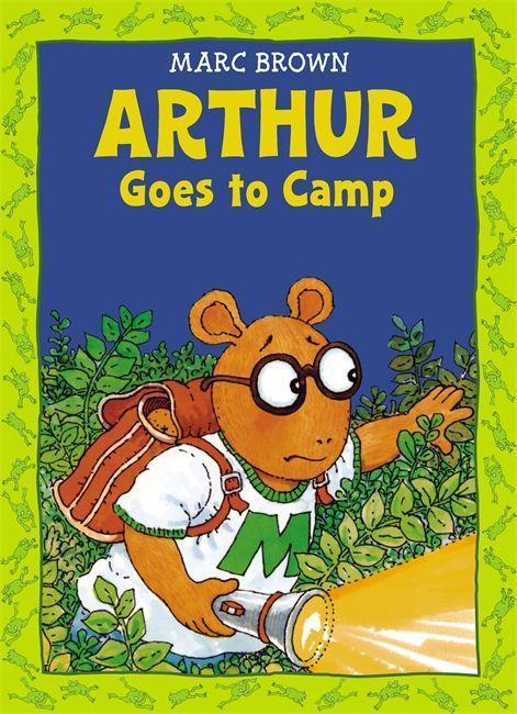 Arthur Goes to Camp als Taschenbuch
