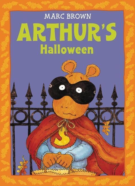 Arthur's Halloween: An Arthur Adventure als Taschenbuch