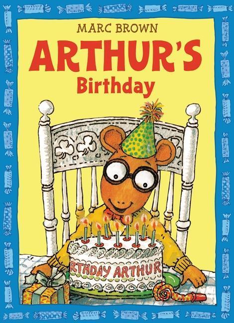 Arthur's Birthday als Taschenbuch