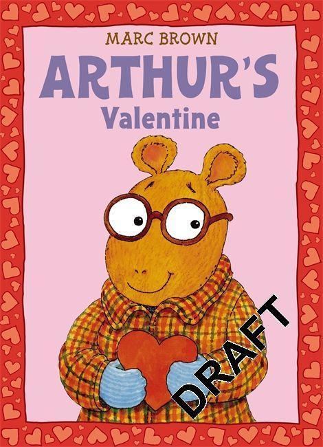 Arthur's Valentine [With *] als Taschenbuch