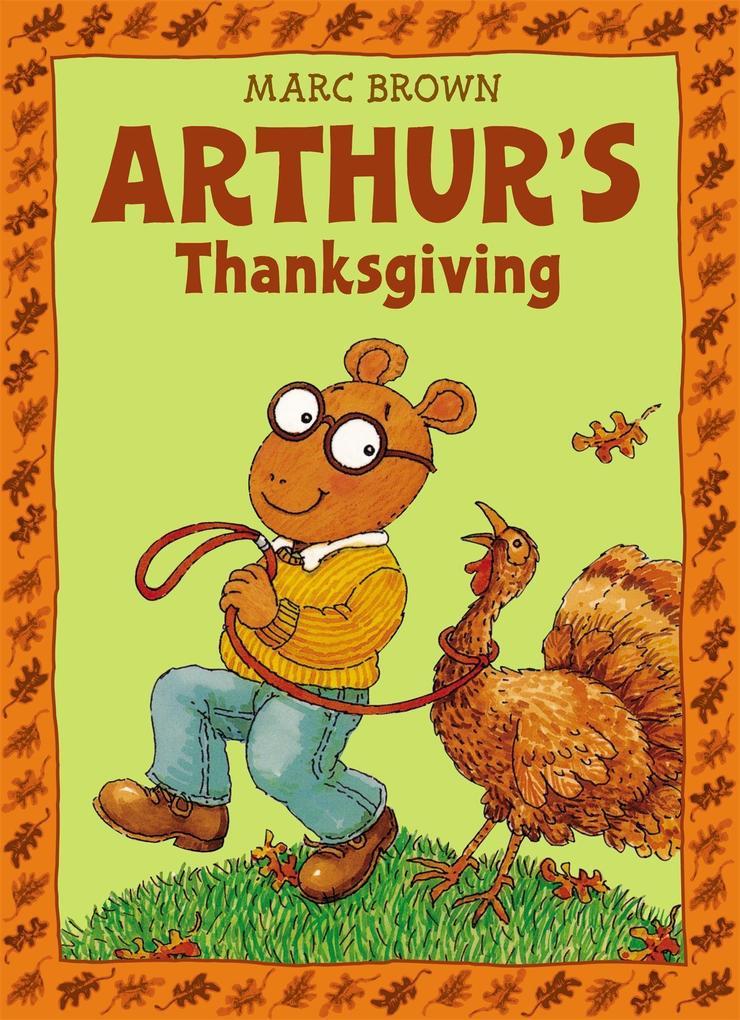 Arthur's Thanksgiving als Taschenbuch