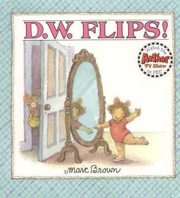 D.W. Flips als Taschenbuch