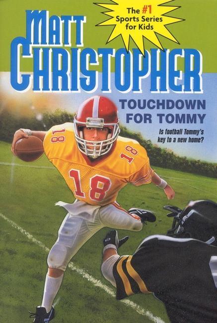 Touchdown for Tommy als Taschenbuch