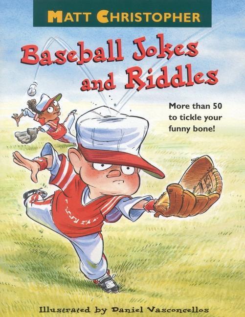 Matt Christopher's Baseball Jokes and Riddles als Taschenbuch
