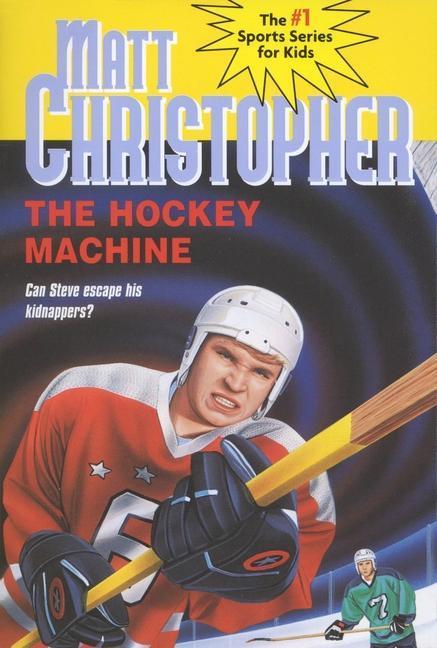 The Hockey Machine als Taschenbuch