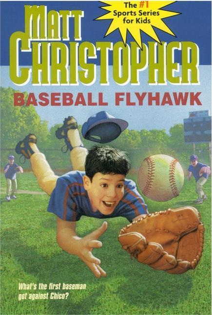 Baseball Flyhawk als Taschenbuch