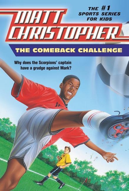 The Comeback Challenge als Taschenbuch