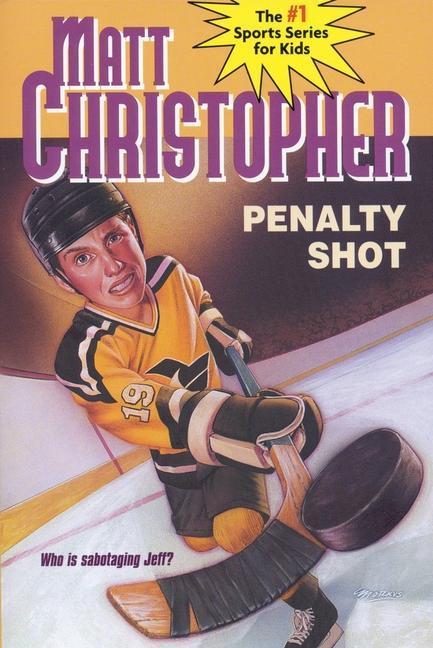 Penalty Shot als Taschenbuch
