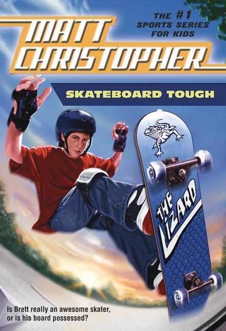 Skateboard Tough als Taschenbuch