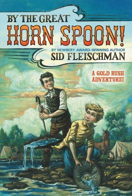 By the Great Horn Spoon als Taschenbuch