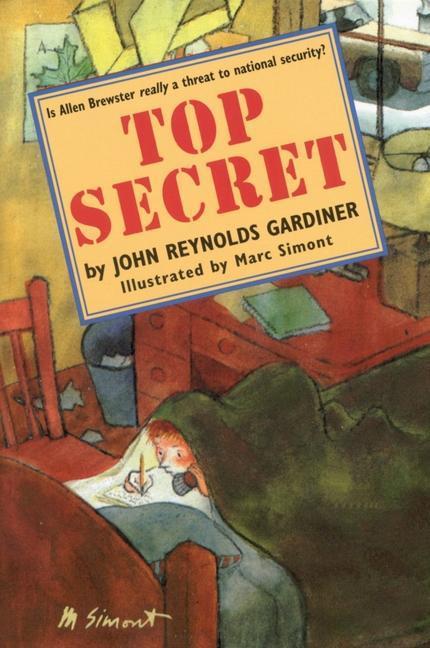 Top Secret als Taschenbuch