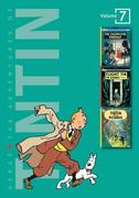 The Adventures of Tintin: Volume 7