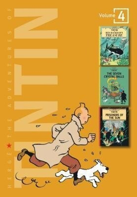 The Adventures of Tintin: Volume 4 als Buch