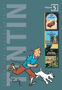 The Adventures of Tintin: Volume 5