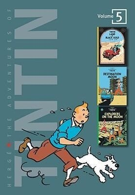 The Adventures of Tintin: Volume 5 als Buch