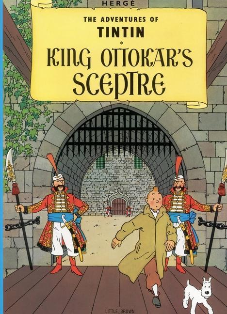 The Adventures of Tintin: King Ottokar's Sceptre als Taschenbuch