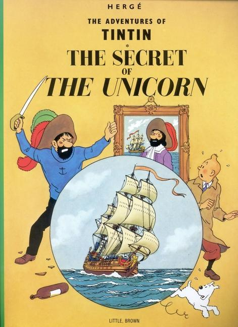 The Adventures of Tintin: The Secret of the Unicorn als Taschenbuch