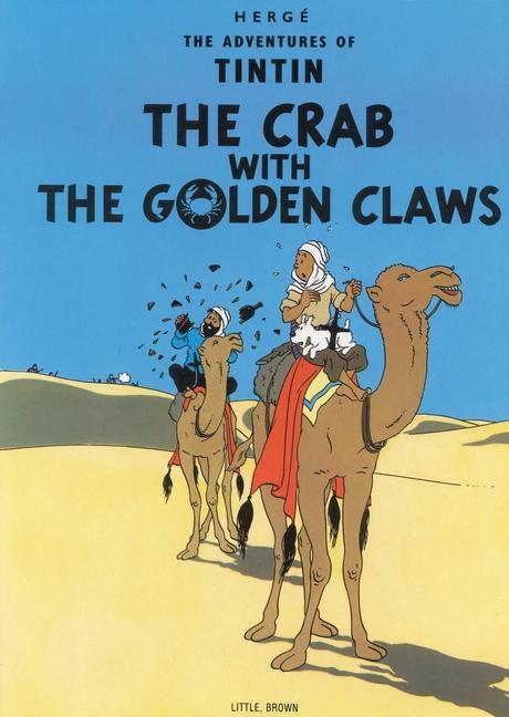 The Adventures of Tintin: The Crab with the Golden Claws als Taschenbuch