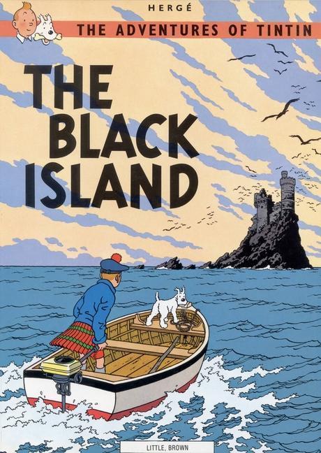 The Adventures of Tintin: Black Island als Taschenbuch