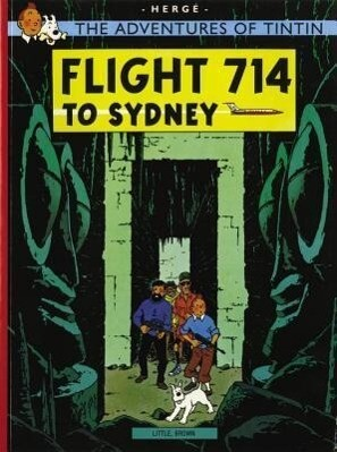 Flight 714 to Sydney als Taschenbuch
