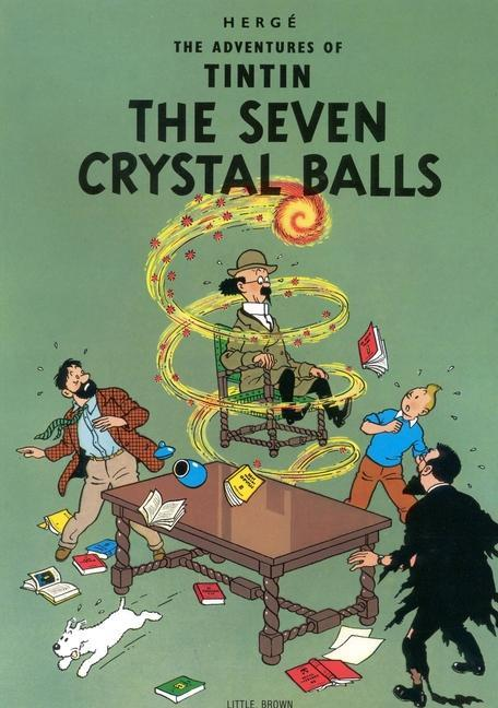 The Adventures of Tintin: The Seven Crystal Balls als Taschenbuch