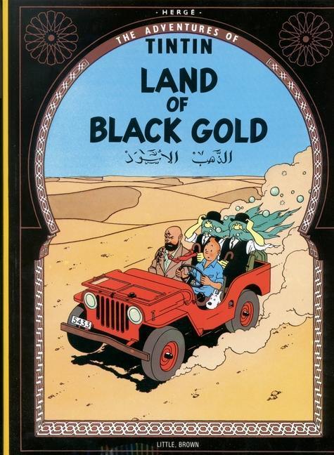 Land of the Black Gold als Taschenbuch