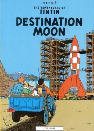Destination Moon als Taschenbuch