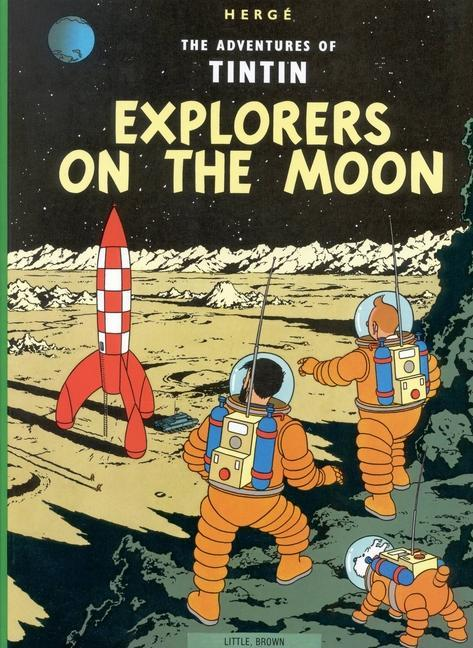 The Adventures of Tintin: Explorers on the Moon als Taschenbuch