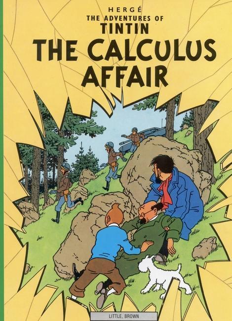 The Adventures of Tintin: The Calculus Affair als Taschenbuch
