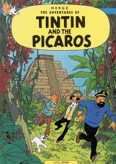 Tintin and the Picaros als Taschenbuch