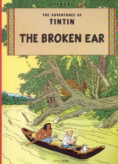 The Broken Ear als Taschenbuch