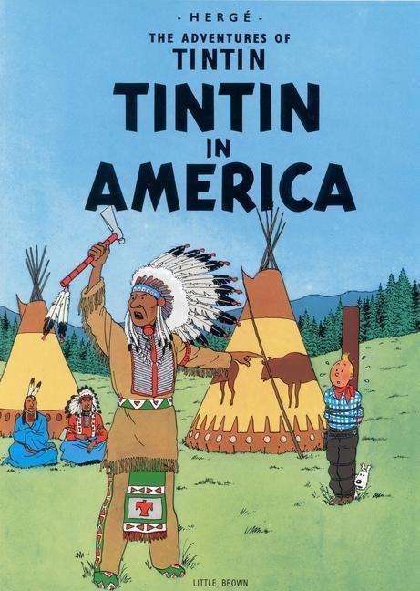 Tintin in America als Taschenbuch