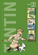 The Adventures of Tintin: Volume 2