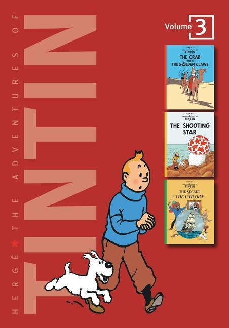 The Adventures of Tintin: Volume 3 als Buch
