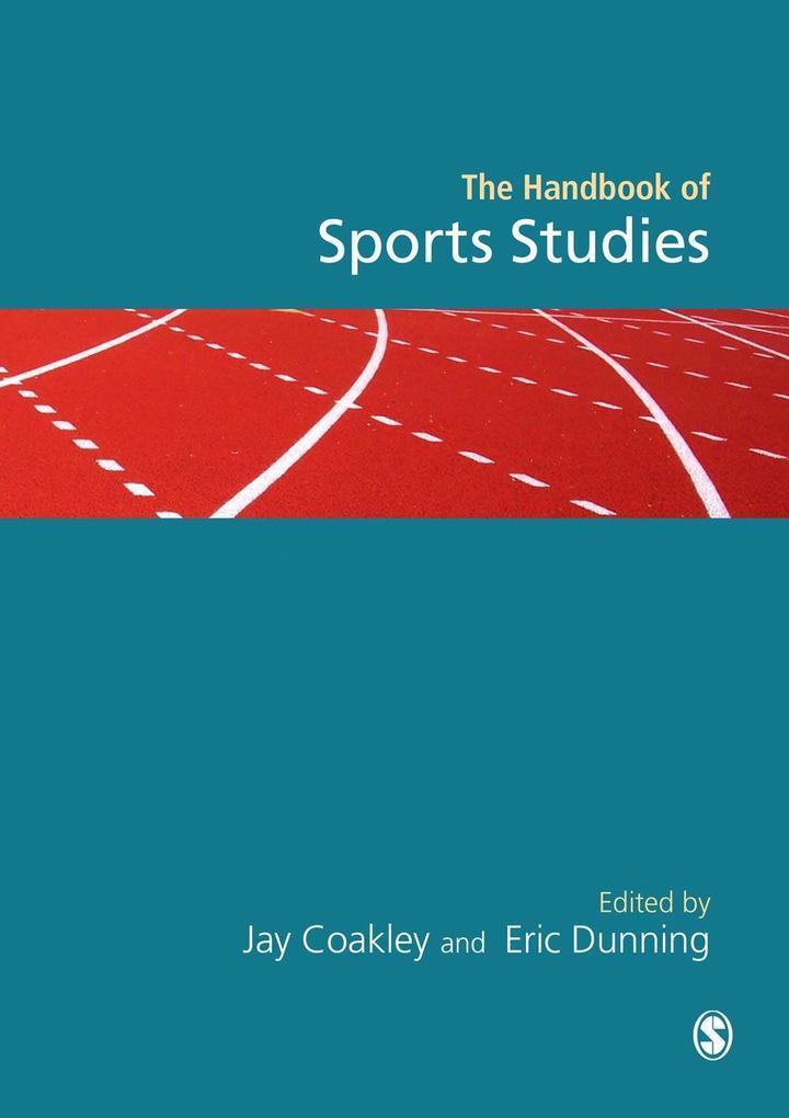 Handbook of Sports Studies als eBook Download von