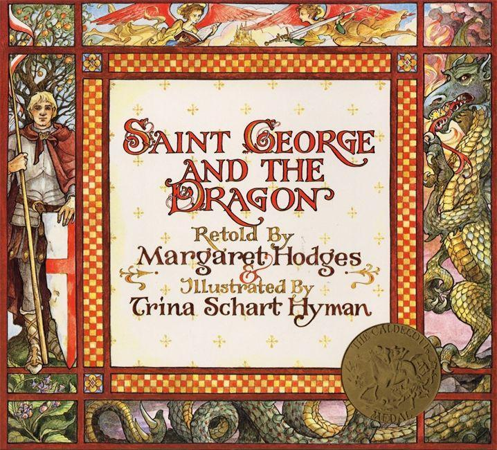Saint George and the Dragon als Taschenbuch