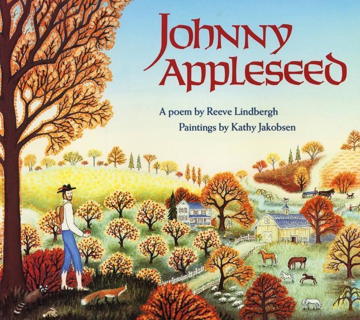 Johnny Appleseed als Taschenbuch