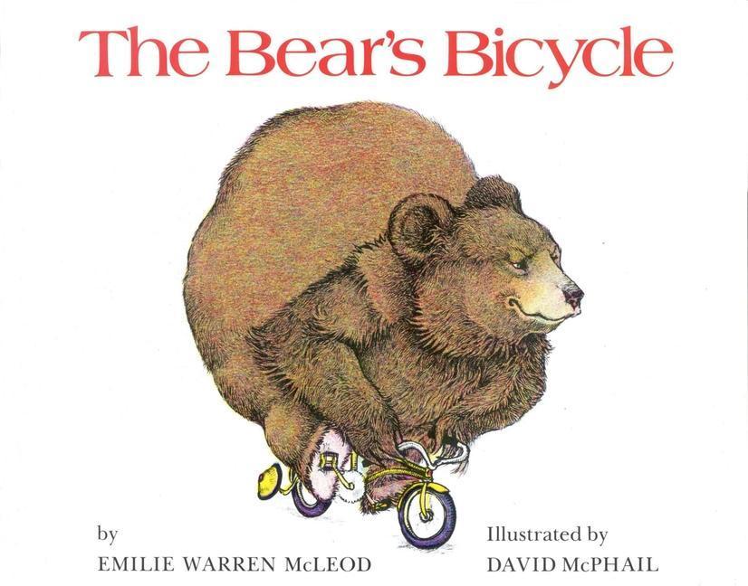 Bear's Bicycle als Taschenbuch