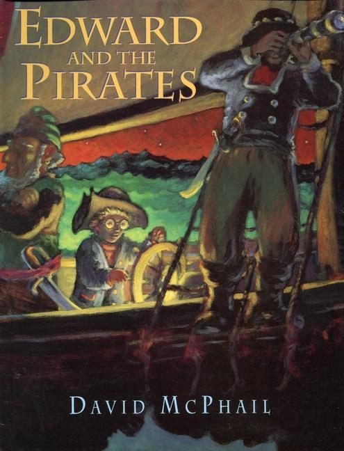 Edward and the Pirates als Buch