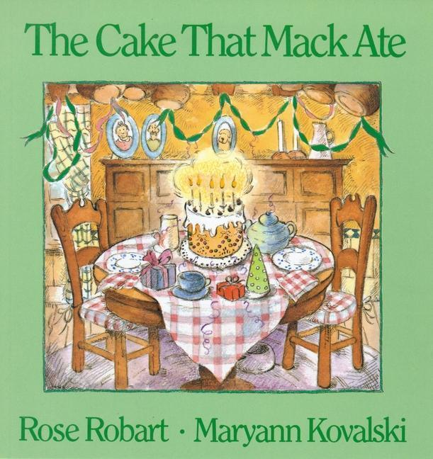 The Cake That Mack Ate als Taschenbuch