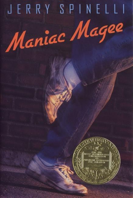 Maniac Magee als Buch