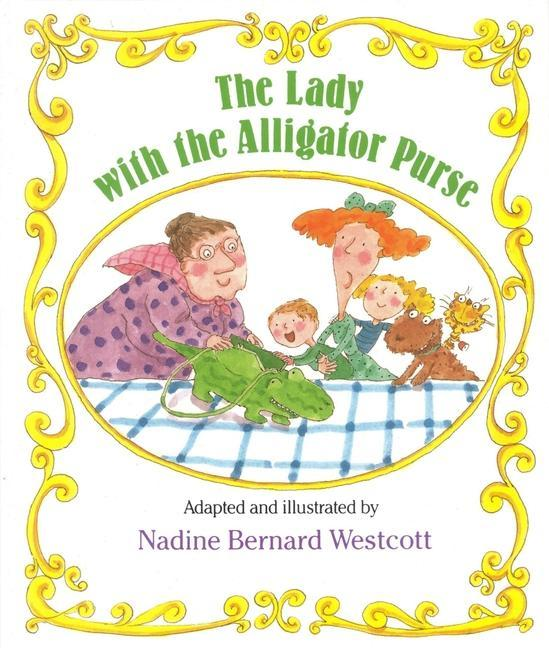 The Lady with the Alligator Purse als Taschenbuch