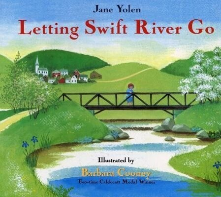 Letting Swift River Go als Taschenbuch